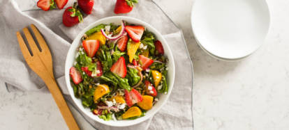 Strawberry Golden Beet Salad